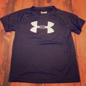 Under Armer Dri-fit black T-shirt